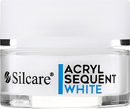 Profumi e cosmetici Polvere acrilica per l'estensione delle unghie - Silcare Sequent LUX