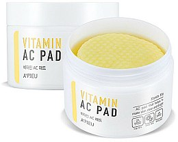 Profumi e cosmetici Dischetti-peeling per la pulizia del viso - A'pieu Vitamin AC Pad