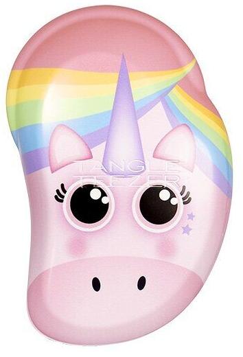 Spazzola per capelli, per bambini - Tangle Teezer The Original Mini Children Detangling Hairbrush Rainbow The Unicorn