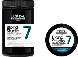 Profumi e cosmetici Polvere decolorante capelli - L'Oreal Professionnel Blond Studio Multi-Functional Powder