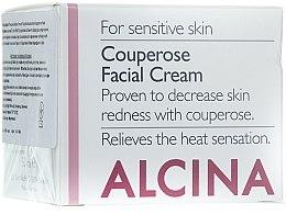 Profumi e cosmetici Crema anti-couperose viso - Alcina S Couperose Facial Cream
