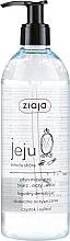 Profumi e cosmetici Acqua micellare struccante - Ziaja Jeju