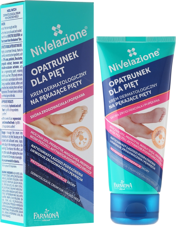 Crema per talloni screpolati - Farmona Nivelazione Foot Cream