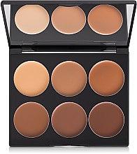 Profumi e cosmetici Set per il contouring viso - Sleek MakeUP Cream Contour Kit