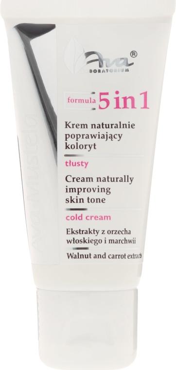 Crema viso illuminante 5in1 - Ava Laboratorium Ava Mustela 5In1 Cream — foto N2