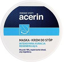 Profumi e cosmetici Maschera-crema per piedi - Acerin Mask