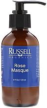Profumi e cosmetici Crema-maschera per pelli mature, sensibili e secche - Russell Organics Rose Mask
