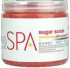 Profumi e cosmetici Scrub levigante al riso - BCL Spa Energizing Pink Grapefruit Rice Scrub