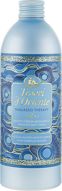 Gel-bagnodoccia - Tesori d`Oriente Thalasso Therapy Aromatic Bath Cream