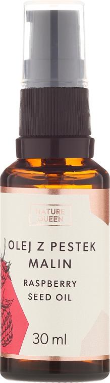 Olio di semi di lampone - Nature Queen Raspberry Seed Oil