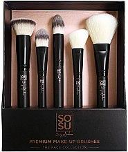 Profumi e cosmetici Set pennelli trucco - Sosu by SJ Premium Makeup Brushes