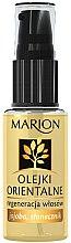 Profumi e cosmetici Olio capelli rigenerante - Marion Regeneration Oriental Oil