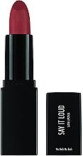 Profumi e cosmetici Rossetto - Sleek MakeUP Say It Loud Satin Lipstick