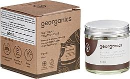 Profumi e cosmetici Dentifricio naturale - Georganics Pure Coconut Natural Toothpaste