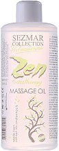 Profumi e cosmetici Olio per massaggio - Sezmar Collection Professional Zen Aromatherapy Massage Oil