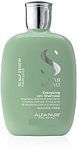 Profumi e cosmetici Shampoo rivitalizzante per rinforzare i capelli - Alfaparf Semi Di Lino Scalp Renew Energizing Low Shampoo