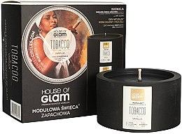Profumi e cosmetici Candela profumata - House of Glam Tobacco & Vanilla Candle