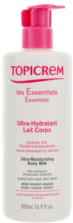 Emulsione corpo ultra idratante - Topicrem Ultra Hydratante