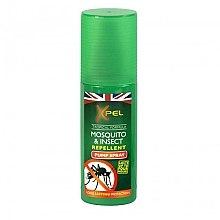 Profumi e cosmetici Spray antizanzare - Xpel Tropical Formula Mosquito & Insect Repellent Pump Spray