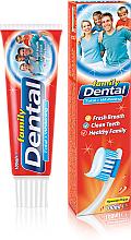 """Profumi e cosmetici Dentifricio """"Protezione complessa e sbiancamento"""" - Dental Family Total Whitening"""