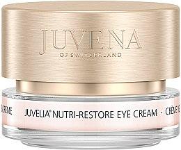 Profumi e cosmetici Crema contorno occhi anti-età nutriente - Juvena Juvelia Nutri Restore Eye Cream