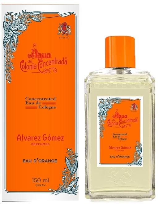 Alvarez Gomez Agua de Colonia Concentrada Eau D?Orange - Colonia