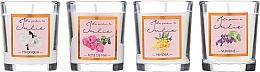 Profumi e cosmetici Set di candele profumate - Ambientair Le Jardin de Julie