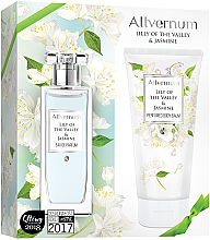 Profumi e cosmetici Allvernum Lily Of The Valley & Jasmine - Set (edp/50ml + b/lot/200ml)