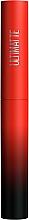 Profumi e cosmetici Rossetto opaco - Maybelline New York Color Sensational Ultimatte