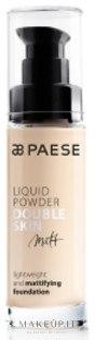 Fondotinta crema - Paese Liquid Powder Double Skin Matt — foto 10M