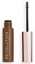 Profumi e cosmetici Gel per sopracciglia - Makeup Revolution Brow Gel