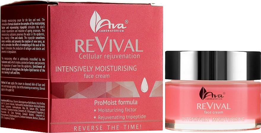 Crema viso altamente idratante - Ava Laboratorium Revival
