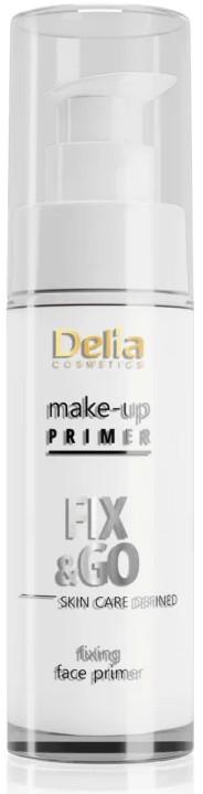 Base trucco levigante - Delia Cosmetics Fix&Go Face Primer