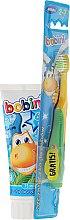 Profumi e cosmetici Set 6+ - Bobini (toothbrush + toothpaste/75ml)
