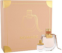 Profumi e cosmetici Set - Chloe Nomade (edp/50ml + edp/mini/5ml)