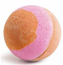 Profumi e cosmetici Bomba da bagno, arancio-rosa - IDC Institute Multicolor Tropical Fruits