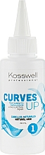 Profumi e cosmetici Lozione per perm per capelli naturali - Kosswell Professional Curves Up 1