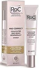 Profumi e cosmetici Concentrato viso ringiovanente - RoC Pro-Correct Anti-Wrinkle Rejuvenating Concentrate Intensive