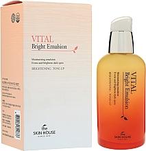 Profumi e cosmetici Essenza viso idratante concentrata - The Skin House Vital Bright Emulsion