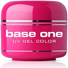 Profumi e cosmetici Gel unghie - Silcare Base One Color