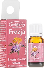 "Profumi e cosmetici Olio essenziale ""Fresia"" - Bamer"