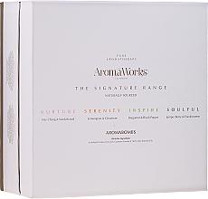 Profumi e cosmetici Set - AromaWorks AromaBomb Quad (bath/bomb/4x250g)