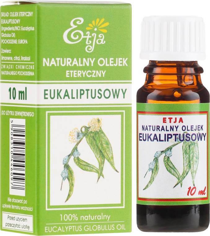 Olio essenziale di eucalipto - Etja Natural Essential Eucalyptus Oil