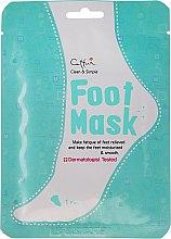 Profumi e cosmetici Maschera idratante per i piedi - Cettua Moisturizing Foot Mask