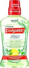 """Profumi e cosmetici Collutorio """"Tè e limone"""" - Colgate Plax Tea&Lemon"""
