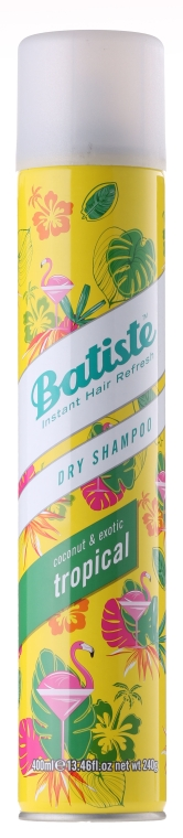 Shampoo secco - Batiste Dry Shampoo Tropical
