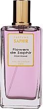 Profumi e cosmetici Saphir Parfums Flowers de Saphir - Eau de Parfum