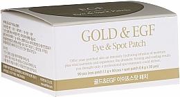 Profumi e cosmetici Patch contorno occhi in idrogel con oro - Petitfee & Koelf Gold&EGF Eye&Spot Patch
