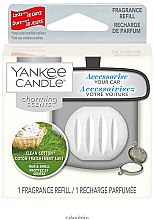 Profumi e cosmetici Deodorante auto (ricarica) - Yankee Candle Charming Scents Refill Clean Cotton