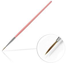 Profumi e cosmetici Pennello per gioielli 10 mm Pink - Silcare Brush 02